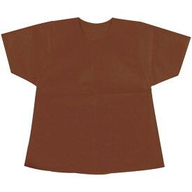アーテック:衣装ベース S シャツ 茶 2190