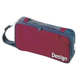 アーテック:SEデザインバッグ えんじ 10318