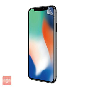 Wrapsol(ラプソル):iPhone X 用 (前面用)ULTRA Screen Protector System CLEAR WPIPX-FT