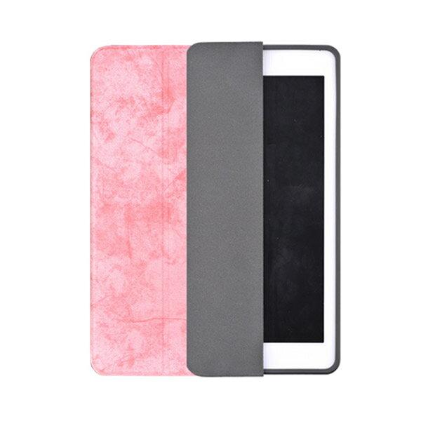 Comma(コマ):アップルペンシルとセットにできる!レザーiPadケース / Leather Case for iPad 9.7(2018) Pink BLCMAC0004-PK