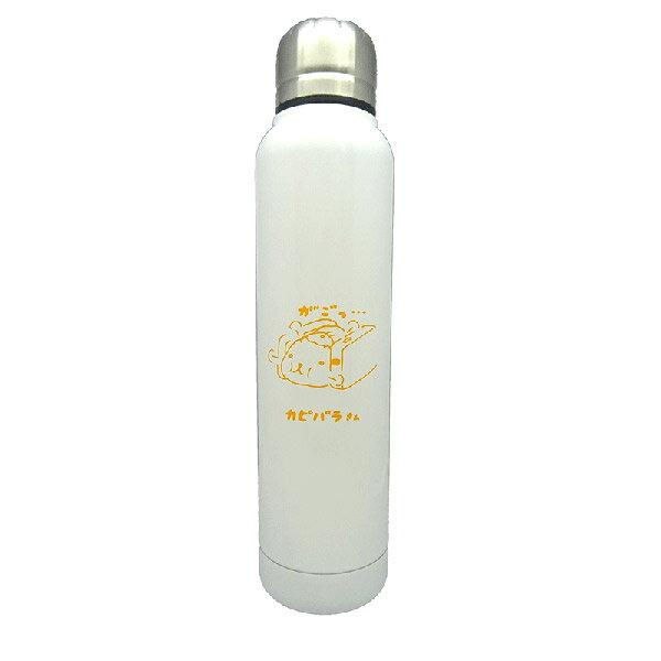 ココ・クリエイト:カピバラさんスリムステンレスボトル(秋のおでかけ) KAP325