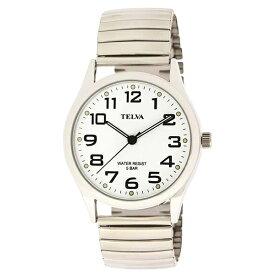 2b0c817043 クレファー:見やすい腕時計アナログメンズ TE-AM026-WTS