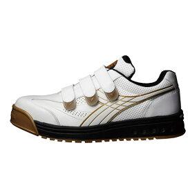 DONKEL(ドンケル):ディアドラ ロビン ホワイト/ホワイト RB11 27.0cm 作業靴 スニーカー