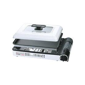 イワタニ:ガスホットプレート 焼き上手さんα CB-GHP-A 3685410