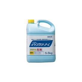 塩素系洗浄剤 パイプクリーナー L 5.5kg 0894400