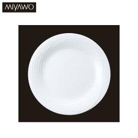 MIYAWO:アミューズホワイト 27cmプレート BA200-201 7538010