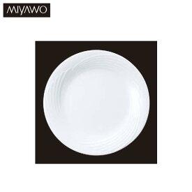 MIYAWO:アミューズホワイト 25cmプレート BA200-200 7538020