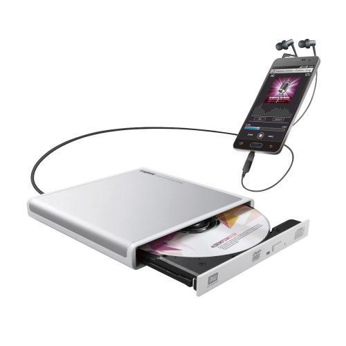 【後払い不可】【代引不可】エレコム:Android用CD録音ドライブ/USB2.0/Type-C変換アダプタ付属/ホワイト LDR-PMJ8U2RWH