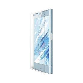 【代引不可】エレコム:Xperia X Compact用フィルム/防指紋/反射防止 PM-SOXCFLFT