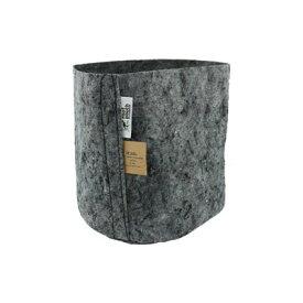 Root Puch:ルーツポーチ #2 Grey RP-G200-02 プランター 植木鉢 おしゃれ 鉢植え 花 栽培 ギフト かわいい ガーデニング