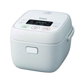 ハイアール:炊飯器 マイコン式 3合 ホワイト JJ-M32A-W