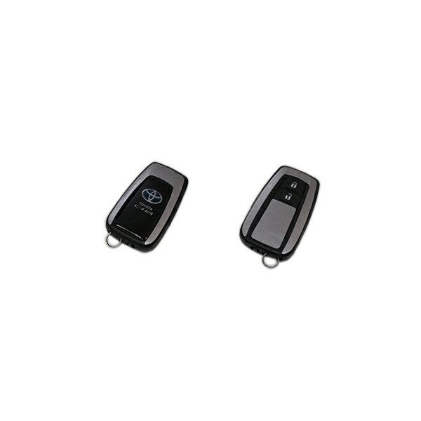 ハセ・プロ:スマートエントリーキー用 ペインターシートハイパー C-HR#10・50系 シルバーメタリック RSPS-KT16SLM