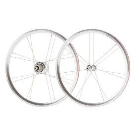韋駄天(IDATEN):PARALLEL RACE 20 ミニヴェロホイールセット ID-PR451-F100 おしゃれ 小さなタイヤ コンパクト
