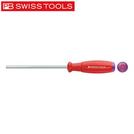 PB SWISS TOOLS(PBスイスツールズ):スイスグリップ六角棒ドライバー 8205-2.5-90