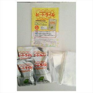 井上満吉商店:保存食品用生石灰発熱剤 ヒートライム(4袋入り)
