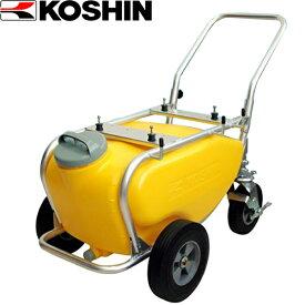 工進:ガーデンスプレイヤー専用タンクキャリー TK-50N 農業 園芸 噴霧器 除草剤 農薬 噴射 散布機