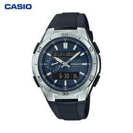 あす楽 カシオ計算機(CASIO):電波ソーラーウオッチ(紳士用) WVA-M650-2AJF 腕時計