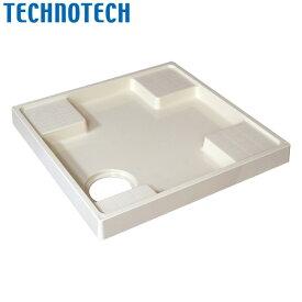 【ポイント10倍】テクノテック:かさ上げ防水パン スタンダード防水パン アイボリーホワイト 左穴 TS-640-LW1 設置 サイズ