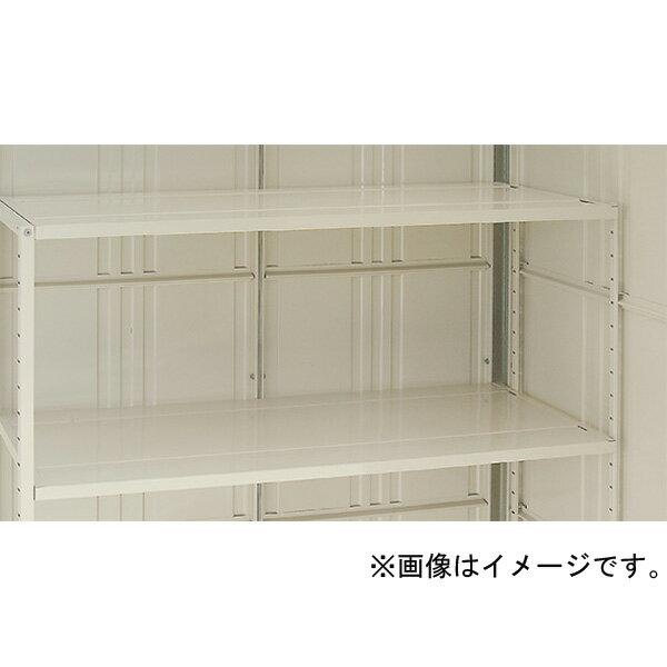 【代引不可】田窪工業所:タクボ物置 グランプレステージ オプション 収納庫用別売前棚 FM-11W