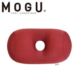 MOGU(モグ):プレミアムホールピロー レッド 19403
