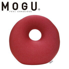 MOGU(モグ):プレミアムホールクッション レッド 19366