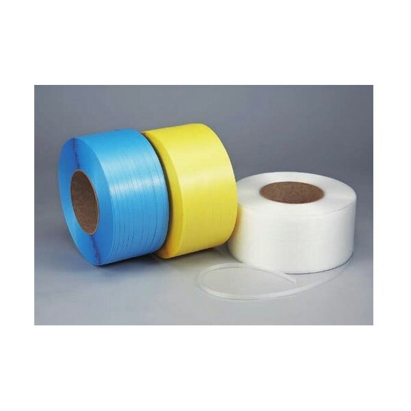 積水樹脂:PPバンド RX 15幅 2巻入 透明 SJCRX15N