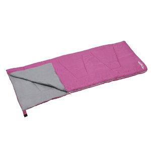 キャプテンスタッグ:洗えるシュラフ600(ピンク) UB-0004 寝袋 封筒型 洗える クッション シュラフ 洗濯可能 キャンプ用品 アウトドア用品 おうちでキャンプ 家フェス ソロキャン ソロキャンプ