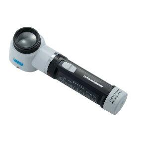 新潟精機:LEDライトルーペ M-100II