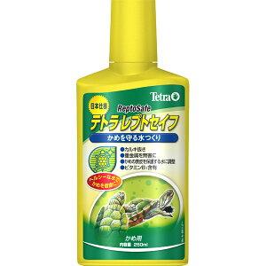 スペクトラムブランズジャパン:テトラ レプトセイフ 250ml魚 水質 調整 アクアリウム かめ カメ 亀