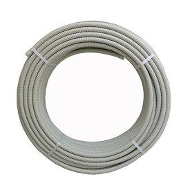 リビラック:追焚・暖房用耐熱ポリエチレンパイプ BRPE10AW 配管 資材 部材 給水 給湯