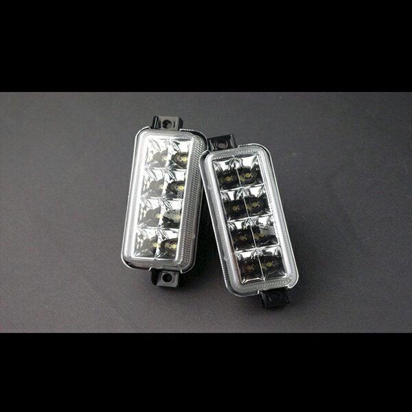 【後払い不可】【代引不可】Spiegel(シュピーゲル):LEDクリスタルバックランプ(クリア) スズキ ジムニー JB23 DL-S08-W