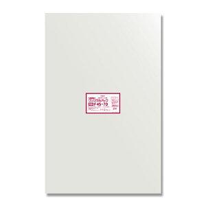 シモジマ:HEIKO OPP袋 クリスタルパック POD F45-70(フレームシール) 50枚 006752925