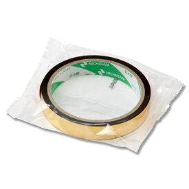 ニチバン:メタリックテープ マイラップ 15mm 金 No.602 1巻入り 002020200