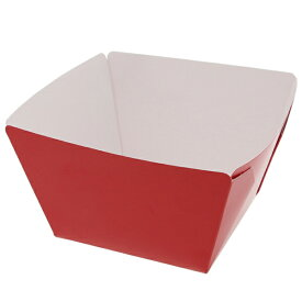HEIKO(ヘイコー):シェアリングBOX 14-14 赤 25枚入 004200020