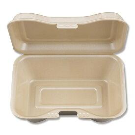 シーピー化成:食品容器 VK-610 キャメル 50枚入 004410637