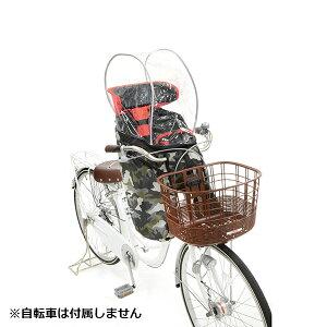 OGK(オージーケー):自転車フロントチャイルドシートFBCシリーズ用ソフトレインカバー カモフラージュ 自転車 子供乗せ 雨除け 風除け 前用 RCF-003