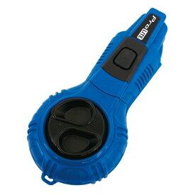 シンワ測定:ハンディ墨つぼ Pro LITE 自動巻 ブルー 73300