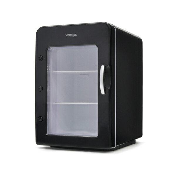 ベルソス:4L冷温庫 ブラック VS-416