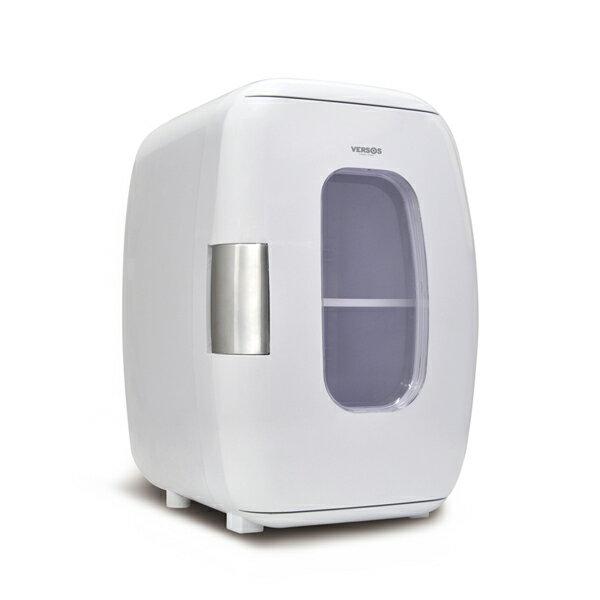 ベルソス:16L冷温庫 ホワイト VS-405
