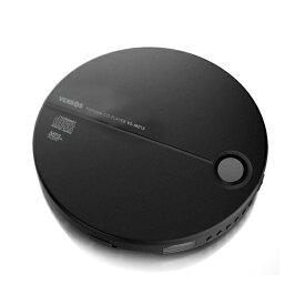 ベルソス:ポータブルCDプレーヤー ブラック×ブラック VS-M015