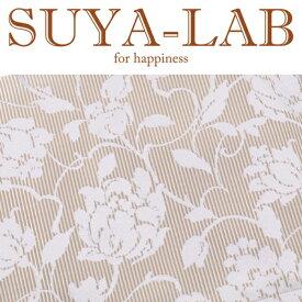SUYA-LAB:ベッドスプレッド アンティークローズ B-SD ベージュ 21473-69217/200