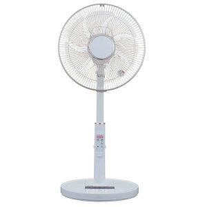 ユアサプライムス(YUASA):音声操作DC扇風機コトバdeファン YT-DV3418VFR-W