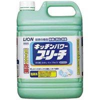 ライオン:キッチンパワープリーチ 業務用5.0kg 1671344