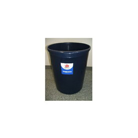 JOINTEX(ジョインテックス):持ち手付きゴミ箱丸型11.8L ブルー N152J-B 830382