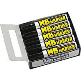 セーラー:再生工場WBマーカー 黒 26-4129-420 10本 866504