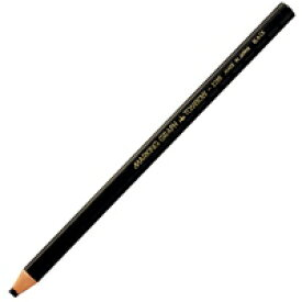 トンボ鉛筆:マーキンググラフ 2285-33 黒 12本入 525263