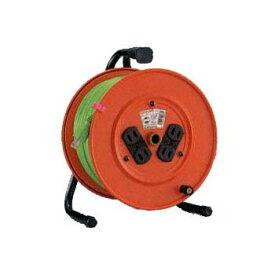 日動工業:標準型ドラム(屋内型) アース無 30m (電源表示ランプ無し) NR-304D