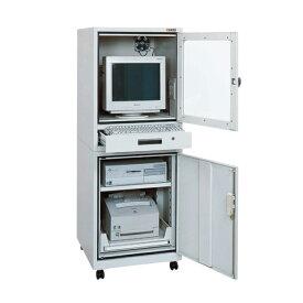 SAKAE(サカエ):パソコンキャビネット SPC-2SGY2