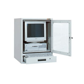 SAKAE(サカエ):パソコンキャビネット SPC-1TGY2
