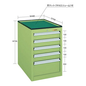 SAKAE(サカエ):重量キャビネットSMNタイプ SMN-5